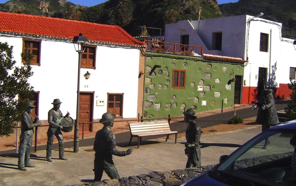 Platz in El Palmar
