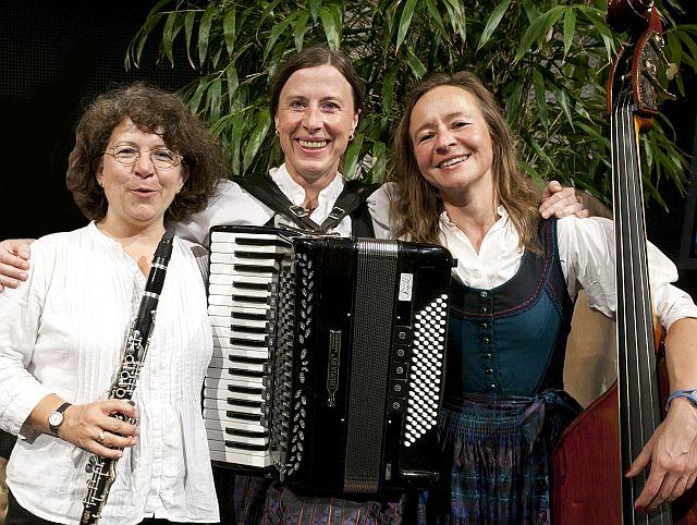 Steffis kleine Zachmusik: Lissy Heilgenthal, Steffi Zachmeier, Katja Lachmann