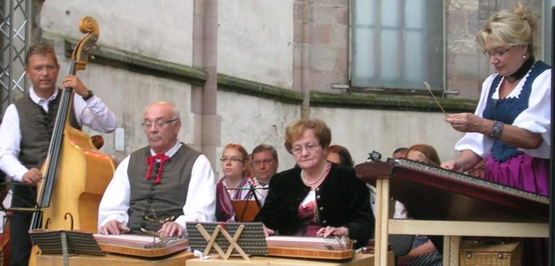 Ensemble Stubenrein (Foto: Steffi Zachmeier)