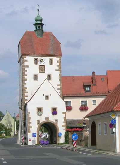 Vogelturm in Vilseck (Foto: Steffi Zachmeier)