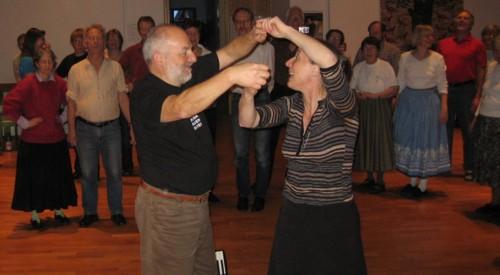 Tanzkurs mit Steffi Zachmeier