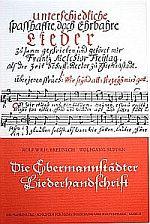 Die Ebermannstädter Liederhandschrift