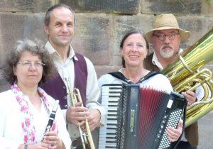 die Fränkischen Straßenmusikanten