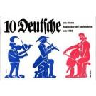 10 Deutsche aus einem Regensburger Tanzbüchlein