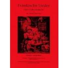 Fränkische Lieder H.1 Adventslieder - 4stg gemischter Chor