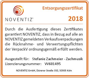 Lizensierungs-Button 2018