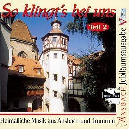 So klingt's bei uns in Ansbach und drumrum. 2