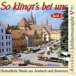 So klingt's bei uns in Ansbach und drumrum 3