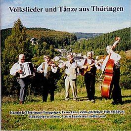 Volkslieder und Tänze aus Thüringen