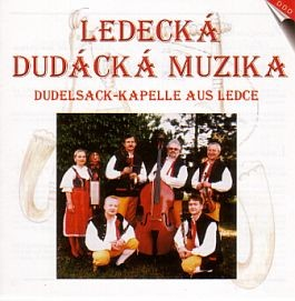 Ledecká dudácká muzika - Dudelsackkapelle aus Ledce