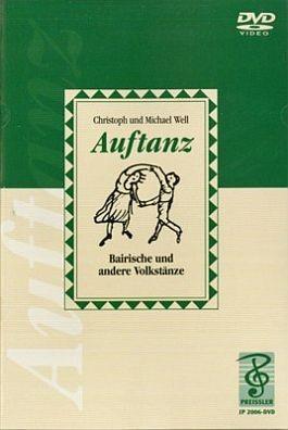 Auftanz - DVD