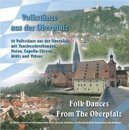 Volkstänze aus der Oberpfalz