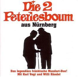Die 2 Peterlesboum aus Nürnberg