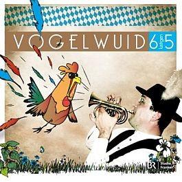 Die 6 lustigen Fünf: Vogelwuid