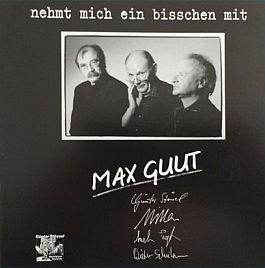 max guut - nehmt mich ein bisschen mit