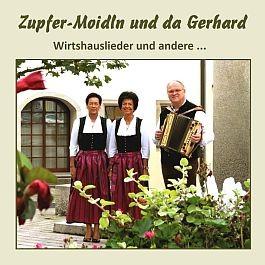 Zupfer-Moidln und da Gerhard: Wirtshauslieder