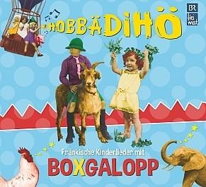 Boxgalopp: Hobbädihö