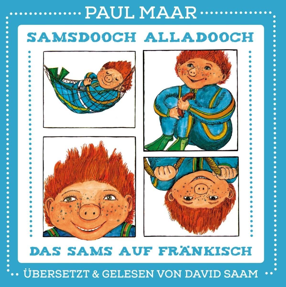 Samsdooch Alladooch – Das Sams auf Fränkisch