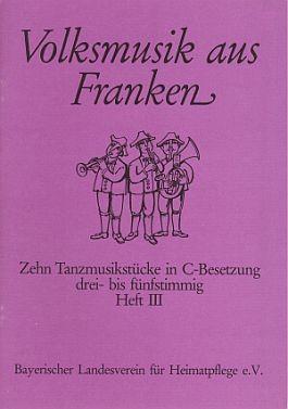 Volksmusik aus Franken III