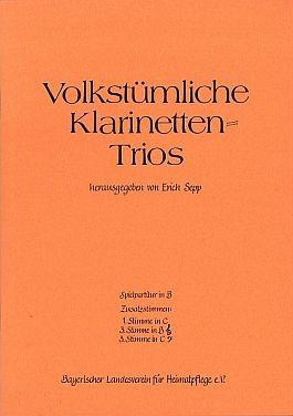 Volkstümliche Klarinetten-Trios
