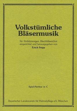 Volkstümliche Bläsermusik