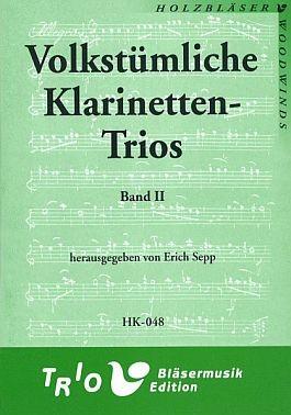 Volkstümliche Klarinetten-Trios 2