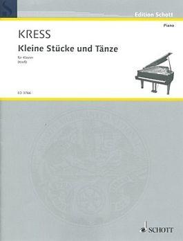 Georg Adam Kress: Kleine Stücke und Tänze