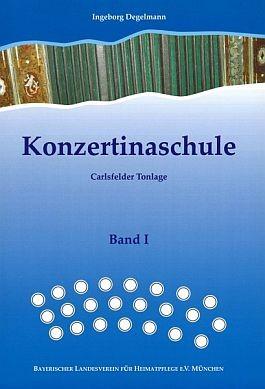 Konzertinaschule. Band 1