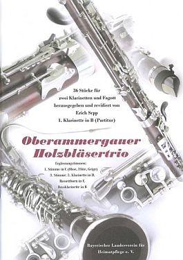 Oberammergauer Holzbläsertrio