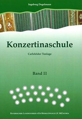 Konzertinaschule. Band 2