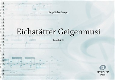 Eichstätter Geigenmusi. Tanzbüchl
