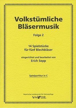 Volkstümliche Bläsermusik 2