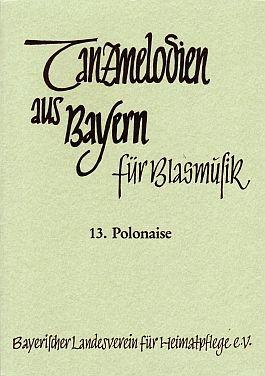 Tanzmelodien für Blasmusik Nr. 13: Polonaise