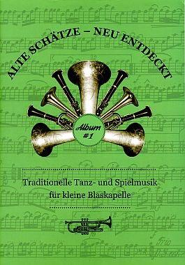 Traditionelle Tanz- und Spielmusik für kleine Blaskapelle - Muster