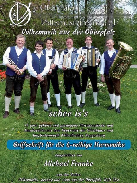 Schee is's (Ausgabe in Griffschrift)