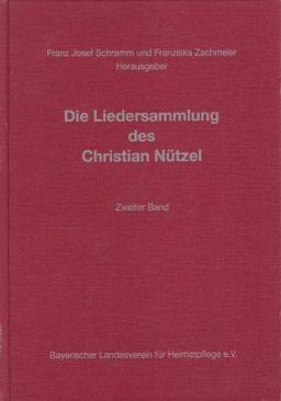 Liedersammlung Christian Nützel
