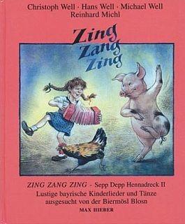 Zing, zang, zing - Liederbuch