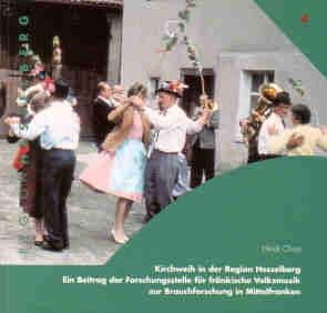 Kirchweih in der Region Hesselberg