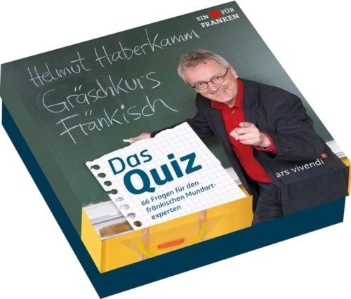 Helmut Haberkamm: Gräschkurs Fränkisch - Das Quiz