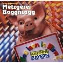 Bernd Regenauer: Metzgerei Boggnsagg. Wou issn is Hirn?