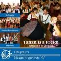 Tanzn is a Freid! Aufgspielt in der Oberpfalz