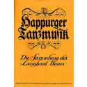 Happurger Tanzmusik. Die Sammlung des Leonhard Bauer