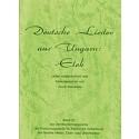 Deutsche Lieder aus Ungarn: Elek
