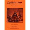 Fränkische Lieder H.3 Die Hirten von Bethlehem - 4stg gemischter Chor