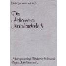 Die Aidhausener Notenhandschrift