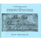 Notenbuch für Johann Georg Hannamann aus Bullenheim