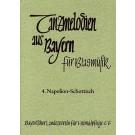 Tanzmelodien aus Bayern für Blasmusik Nr. 4: Napolion-Schottisch