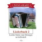 Steirisch aufg'spielt. Liederbuch 2