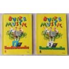 Bunte Musik für Handharmonika Band 1 und 2